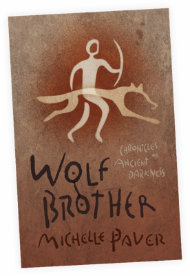 Wolf Brother First Edition